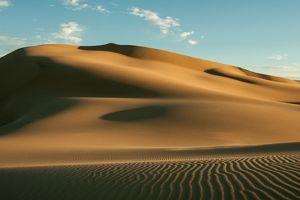 geringe luftfeuchtigkeit wüste