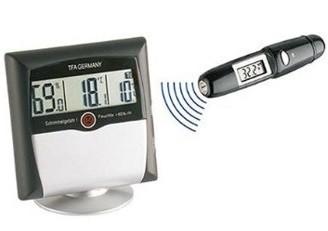 TFA dostmann 30.5011 hygrometer test