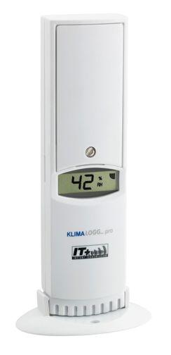 der zugehoerige Thermo-Hygro-Sender