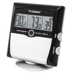 mein test zum tfa dostmann comfort control thermohygrometer. Black Bedroom Furniture Sets. Home Design Ideas