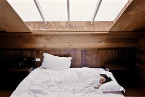 luftbefeuchtungsgeraet im schlafzimmer