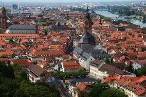 luftfeuchtigkeit in einer deutschen stadt