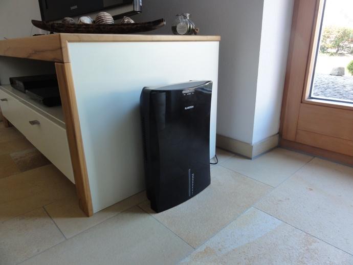 der drybest entfeuchter im wohnzimmer