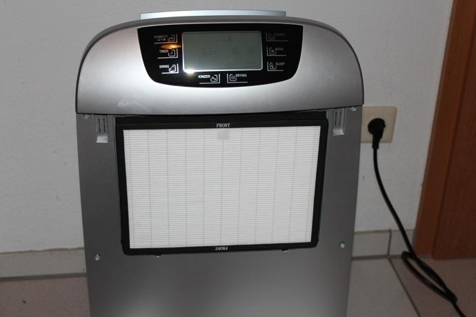 hepa filter eingesetzt