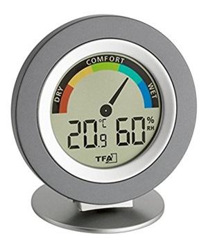 tfa dostmann cosy digitales hygrometer im test
